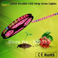 Indoor growshop 14.4w led 5050 flexible led grow light strip