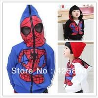 New Retail Children Clothing  Boy Hoodies Sweatshirts For Children Cotton Kids Hoody Coat Baby Child Sweatshirts Coat 3 colors