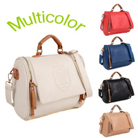 2013 Hot Sale Chain Bags Women Leather Handbags Multi-functional student school bag women bag in messenger bags