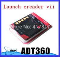 2014  Creader vii Professional Creader 7Original Auto Code Reader Scanner  CRP 123 Update Internet