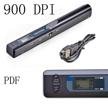 Original Skypix TSN415 Scanner 900DPI HandyScan Portable Scanner Handy Scanner Wireless Handheld Brand New TSN 415