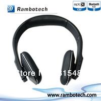 Hi-Fi  wireless bluetooth V4.0 headphone, amazing sound headset, stereo music with mic for iPhone 5, Samsung S4, free Shipping