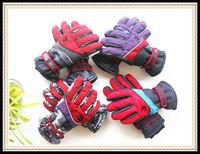 Лыжные перчатки Waterproof Ski Gloves men women for Snowboard Skates Snowmobile Skiing Hockey Snowboarding, outdoor sport protection in winter