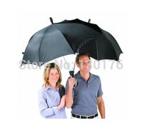 2014 Parasol Color Ultralarge Lovers Umbrella Folding Multi  Double Sun for  Waterfroof Rain Dualbrella / Two Person Poleaxe
