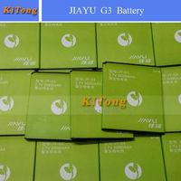 (80pieces in stock)free shipping,3000mah jiayu g3 battery for jiayu g3 jy-g3 mobile phone batterie batterij bateria.