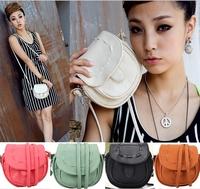 Fashion Vintage Women's Leather Handbags Casual Designer Brand Female Small Messenger Bag Ladies Shoulder Cross Body Travel Tote