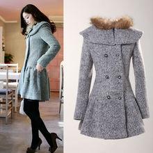fur wool coat price