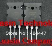 Free Shipping 5pair 100% NEW AND Original TOS  2sc5200 2sa1943  power amplifier matching