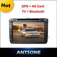 "2DIN 8""VW MAGOTAN / PASSAT B6 / MAGOTAN V6 car dvd player with GPS touch screen ,steering wheel control,stereo,radio,usb,BT"