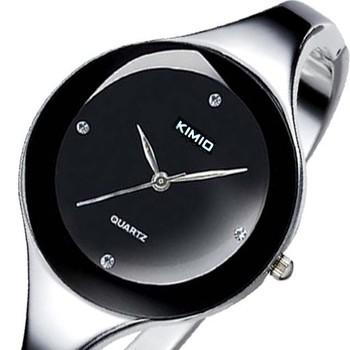 Brand Stainless steel Dress Wristwatch Bangle Bracelet Woman Ladies Diamond Hour Clock Dress Quartz Wrist Watches Reloj