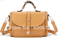 Brand New High quality  Lady  messenger bags  Shoulder Bag Free Shipping with 5 colors