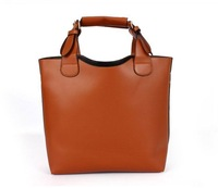 free shipping 2013 new fashion popular leather handbags vintage messenger one shoulder bags women clutches outdoor tote items