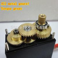 2pcs/lot Servo 360 Degree Continuous Rotation Servo MG995 Metal Gear Arduino Servo Digital Servo High Torque For Robot DIY
