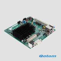 free shipping intel mini itx motherboard with cpu onboard computers,motherboard with processor desktop, dual core ddr3 D2700DC