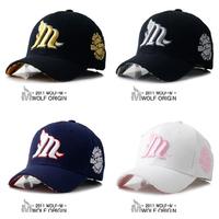 Classic Fashion Mens Women Baseball cap Sports cap Sun-shading hat Mens Women hat men caps  Free shipping!
