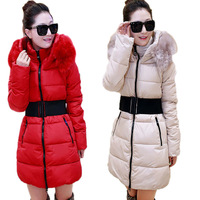 Ladies Fashion Winter coat women long winter fur coat thicking Parka fur coat women free shipping fur coats
