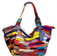 New 2014 Women Designer Genuine Leather Handbag sheepskin Large Shoulder Messenger Tote Bags travel desigual handbags FR129