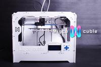 Double Heads 3D Printer  in Acrylic desktop 3D Printer - Printer 3D - China 3D Printers- Free Shipping