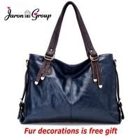 HOT!!!!New 2014 fashion women genuine leather handbags brand cowhide handbag one shoulder bag messenger bag totes 5 colors
