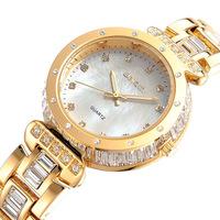 Free shipping 2013 new women stainless watch for women wenqin brand wristwatch luxury quartz dress watch top quality EMSX9007