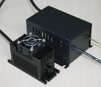 1000mW 1W 532nm Green DPSS Laser Module with TTL Analog Modulation TEC Cooling for Laser Show