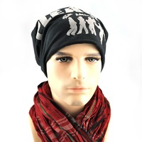 Fashion Autumn and winter Men Hats & Caps black hip-hop hat,Men's caps Free Shipping