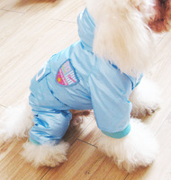 Sale Promotion Dog Clothes Winter Padded Warm Thickening Cotton Apparel Pet Coat  Costume Fashion  XS S M L XL