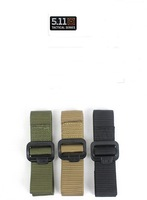 5.11 Tactical Belt men's casual canvas belt 5.11 outdoor military style alloy buckle belt 3 color optional