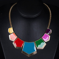 (MOQ is $10) New Arrivial Luxury Brand Fashion Alloy Choker Necklace Pendant Jewelry for Women NK-01036 Free Shipping