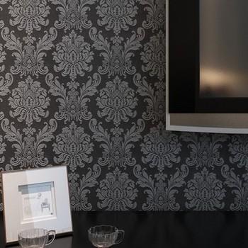 Buy Non Woven Modern Wallpaper Glitter