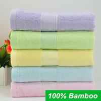 Wholesale - 70*140cm Bamboo Fiber Bath Towel Bulk Beach towel Spa Salon Wraps Terry Towels cheap bulk towel toalha # TB8115