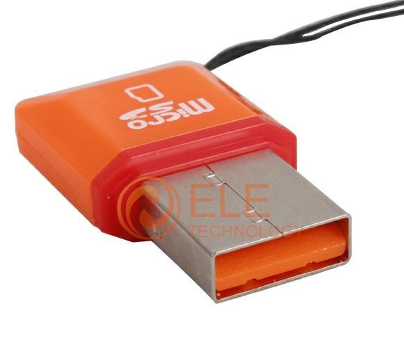 Кардридер ELE USB 2.0