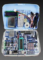 AVR + ARM +51 HC6800 experimental board microcontroller development board learning board kit STM32