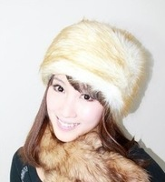 Hot! Autumn and Winter Women's Warm Caps Fur hat,Free shipping
