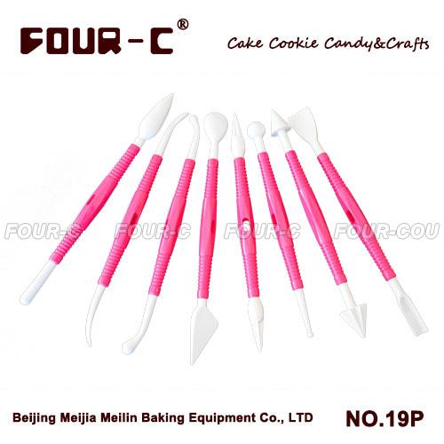 Потребительские товары FOUR-C 8pcs ,  NO.19P