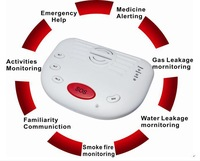 GSM alarm system ,GSM-Elderly-Guarder-Senior-Guarder-Take-care-of-your-family-when-you-are away,SMS alert,SOS Emergency Call
