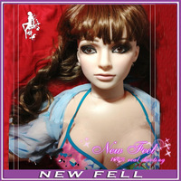 2014 Cheap price Japanese semi solid silicone love dolls&Realistic blow up male sex love doll&Dual channel drop shipping