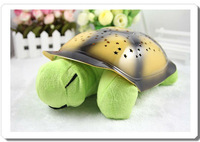2pcs/LOT Baby Sleep Starry Sky Lamp Creative with Music/USB  Baby Dolls Stuffed Plush Toys