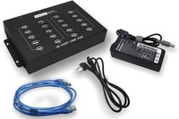 Free Express   20 port Industria and Commercia grade USB HUB   High Quality Performance and stability