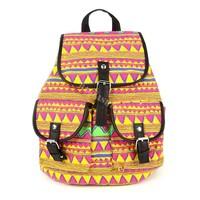 New Arrival Vintage Ladies Canvas Bag Floral School Bag Backpack Knapsack 2 Colors b11 18368
