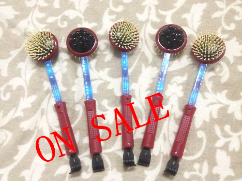 Wholesale FREE SHIPPING NEW 2013 Blue and red massager hammer for body foot massage 3pcs 10% off JDAM006 drop shipping(China (Mainland))