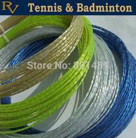 Free Shipping - New Arrival !!! 10 pcs/lot - TAAN High performance Nylon Tennis String - soft feeling string - Diameter: 1.35mm