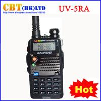 2014 WalkieTalkie Baofeng UV-5RA 5W 128CH 2 Way 136-174MHz/400-480MHz Radio Dual Band Amateur Ham Radio WalkieTalkie interphone