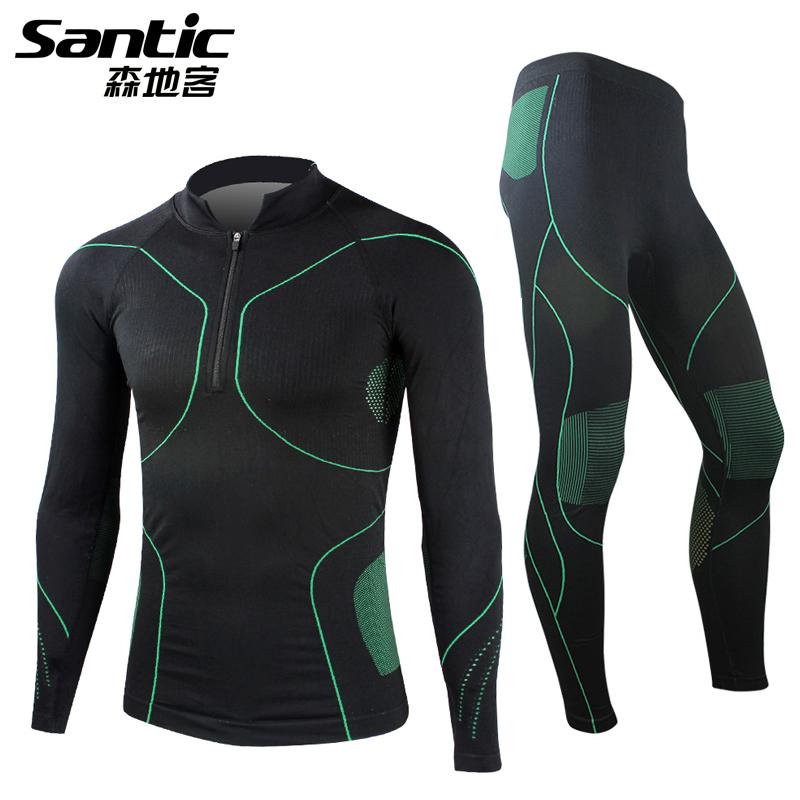 2014 Autumn-Winter Men Sport Suit Tight Thermal Underwear Men Thermo Cycling Jersey Hot Dry Segunda Pele Termica Sportswear(China (Mainland))