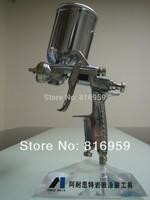 Freeshipping Anest Iwata spray gun W-101 for car furniture metal 1.0,1.3,1.5 1.8mm nozzle