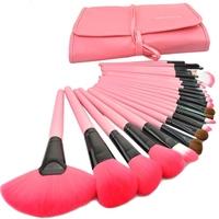 Make up for you Brand Pink Makeup Brushes Set & Kits 24 pcs 24pcs Makeup Brush Set Professional Brushes For Makeup Makeup Tools
