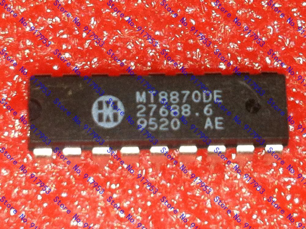MT8870 MT8870DE DIP-18