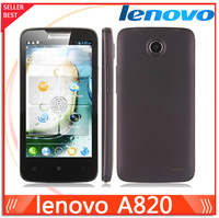 Lenovo A820 phone Quad-core CPU MTK6589 1.2GHz 4GB ROM 1GB RAM 8.0M Camera Support Multi-language Free Shipping