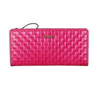 New 2013 women long leather wallet for hand bags women messenger bags genuine purses for women
