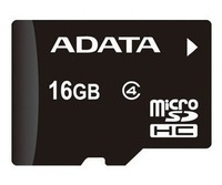 ADATA 16GB MicroSDHC Class 4 Memory Card mobile TF Flash Card  For Mobile Phone/PDA/Game Consoles/Tablet Free Shipping Wholesale